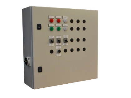 Control system for boiler and buffer tank