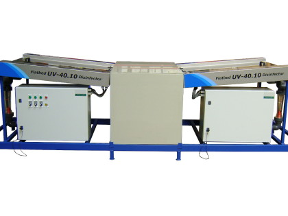 UV desinfectie-unit